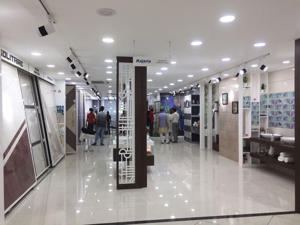 Kajaria Unveils Galaxy Store In New Delhi
