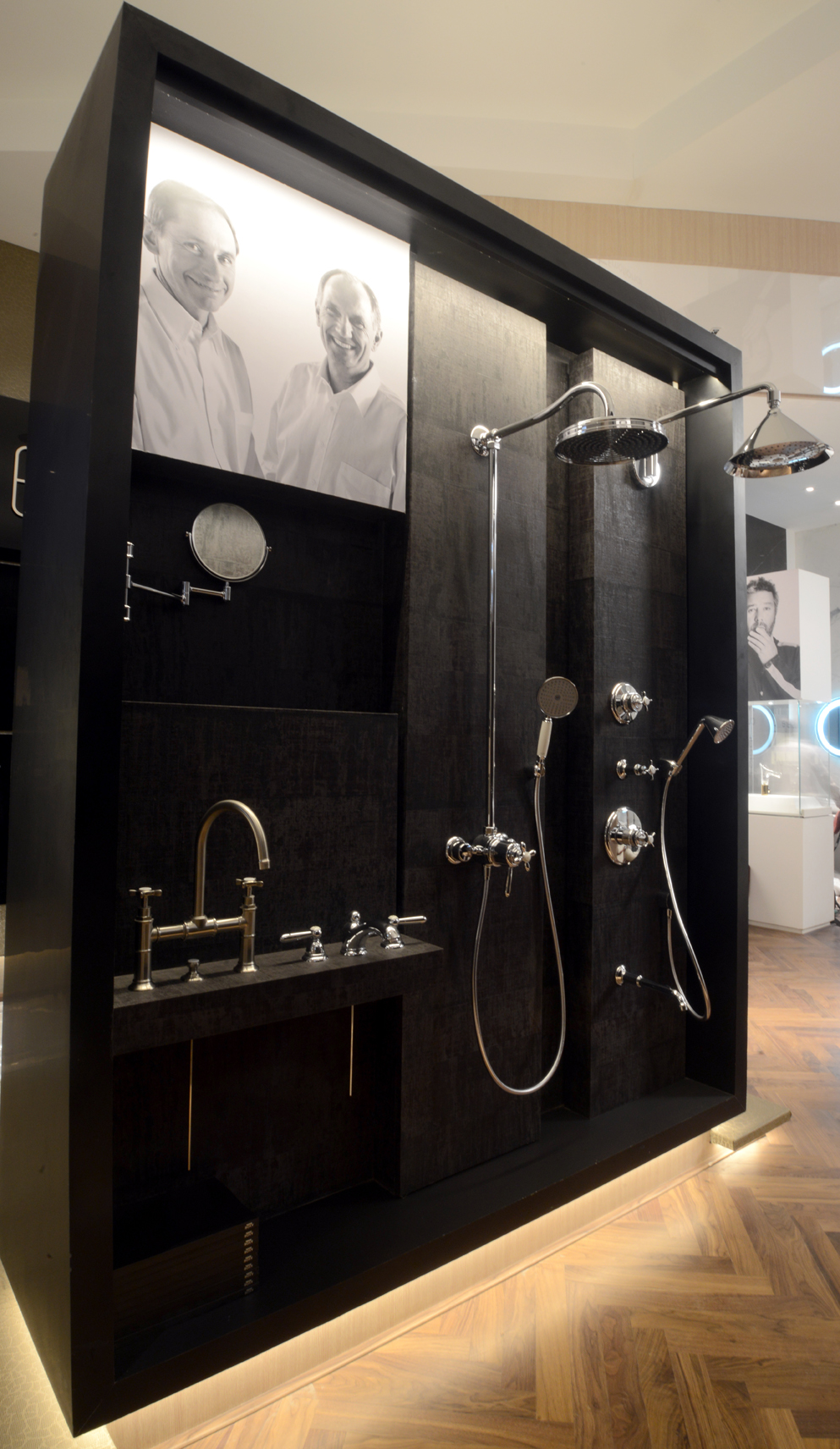 AXOR exclusive showroom| Aquaarius in Mumbai| Hansgrohe India ...