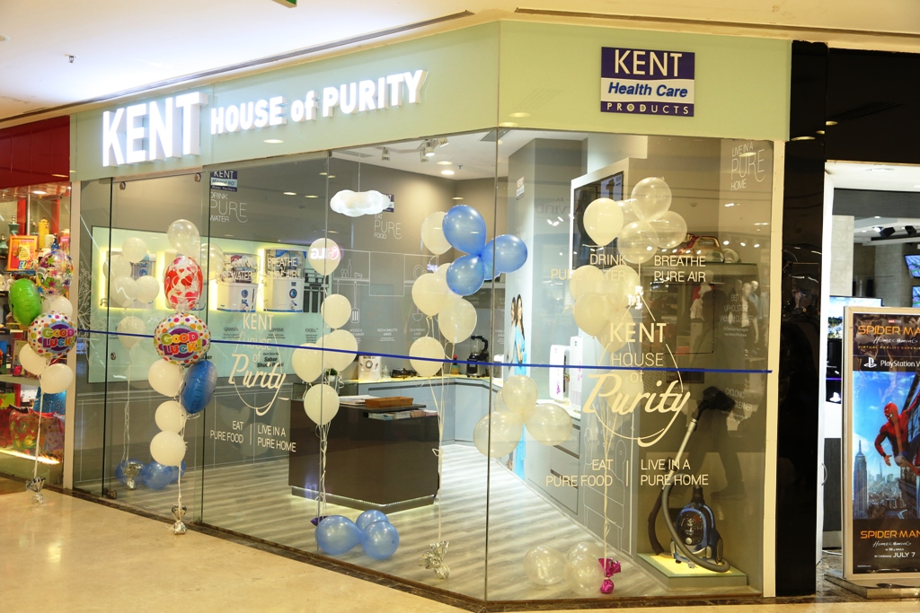 Kent experience zone in Delhi-NCR