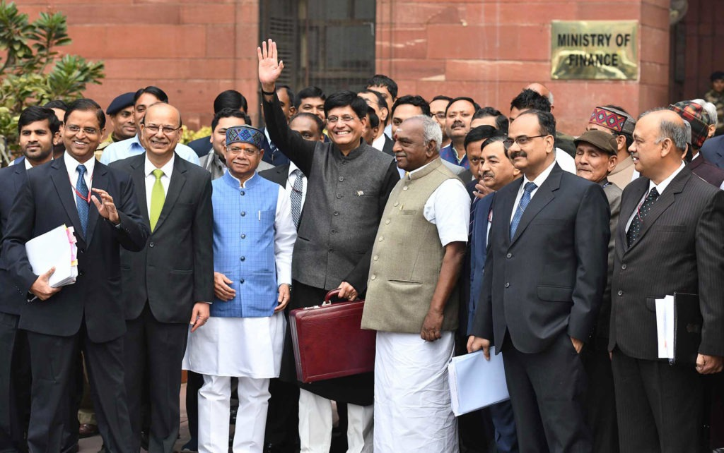 Piyush Goyal outlines vision for 2030 in Interim Budget 2019