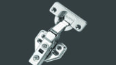 Hydraulic Clip-on Hinges
