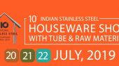 The Indian Stainless Steel Houseware Show 2019