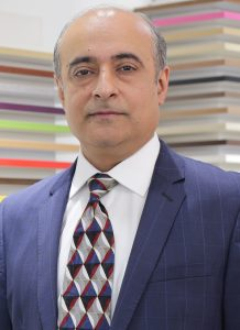Ajay Khurana, Chairman - South Asia, Rehau