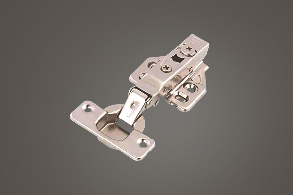 Clip-on Hydraulic 3D Hinges