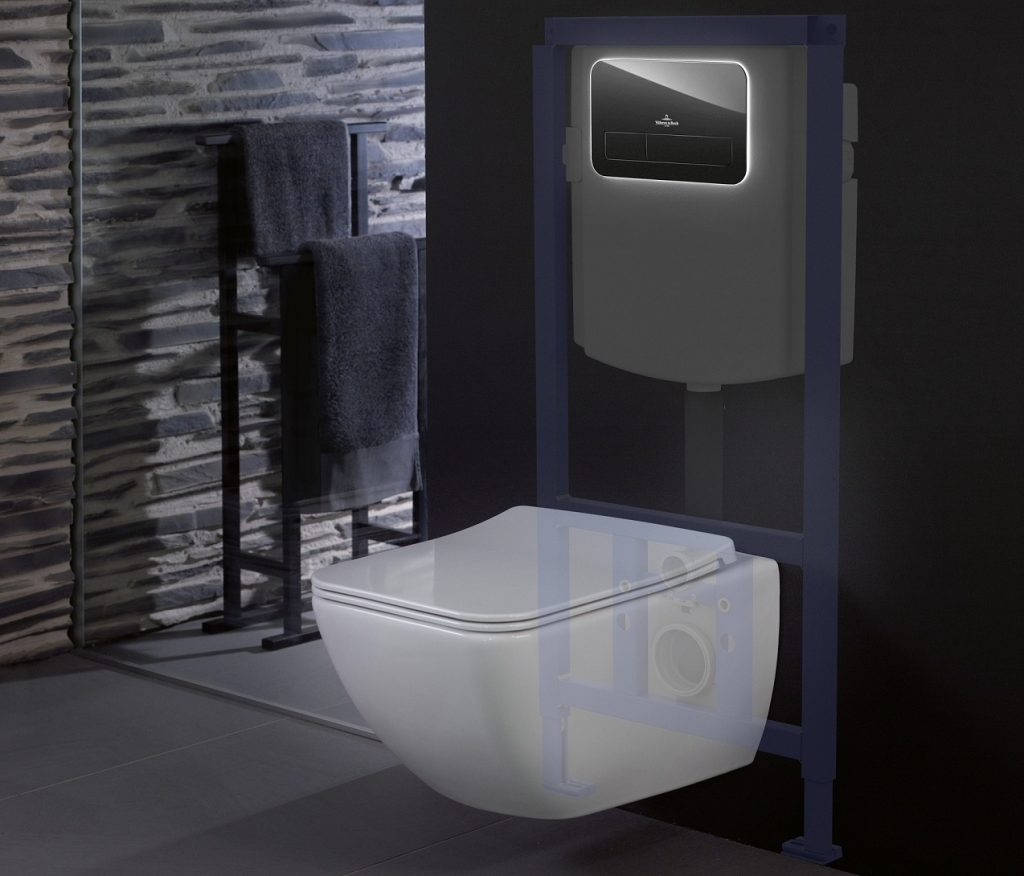 VILLEROY & BOCH's ViConnect Flushing Systems