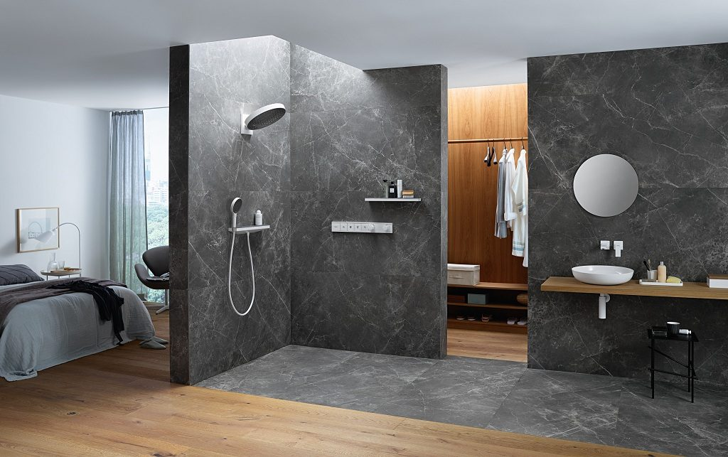 HANSGROHE's Rainfinity - A Modern Shower Range