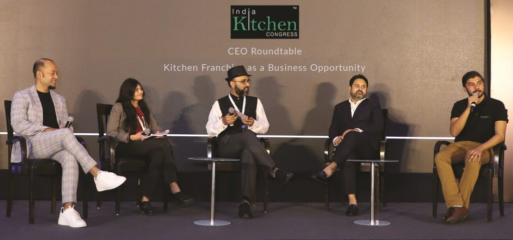 CEO Roundtable, India Kitchen Congress 2019