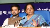 Union Minister for Finance & Corporate Affairs Smt Nirmala Sitharaman