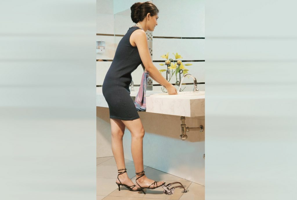 Foot operated faucet from JAL (Jupiter Aqua Lines Limited)