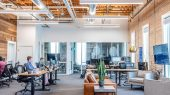Flexible space and Coworking space