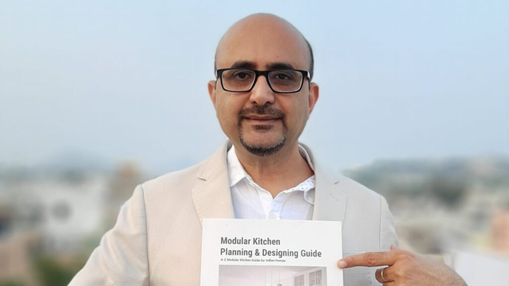 Gopal Dwivedi's Modular Kitchen Planning and Designing Guide is out and out a syllabus for the kitchen industry